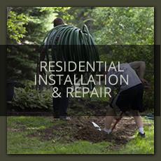Residential Installalation & Repair
