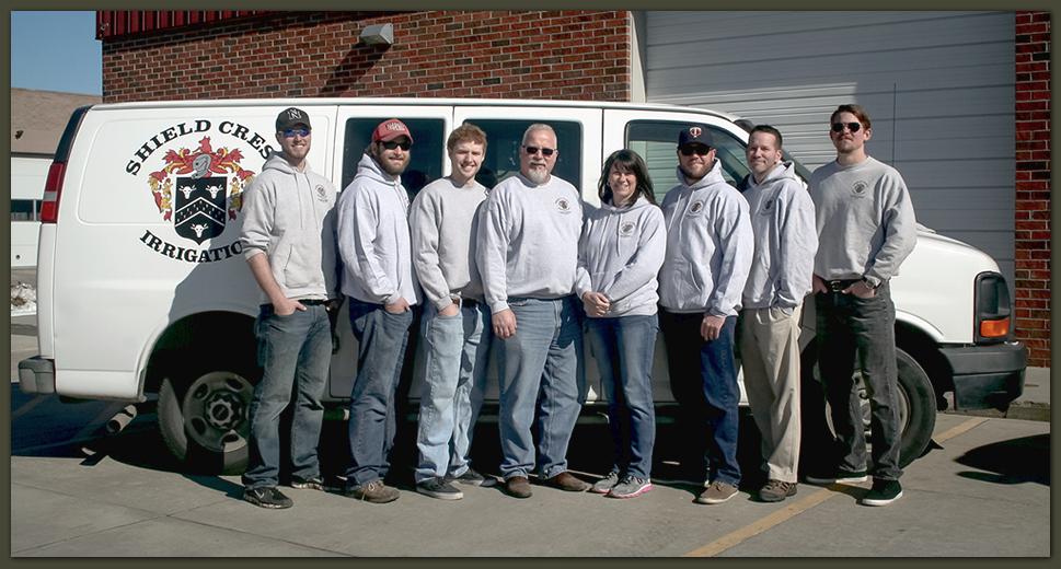 The ShieldCrest Team